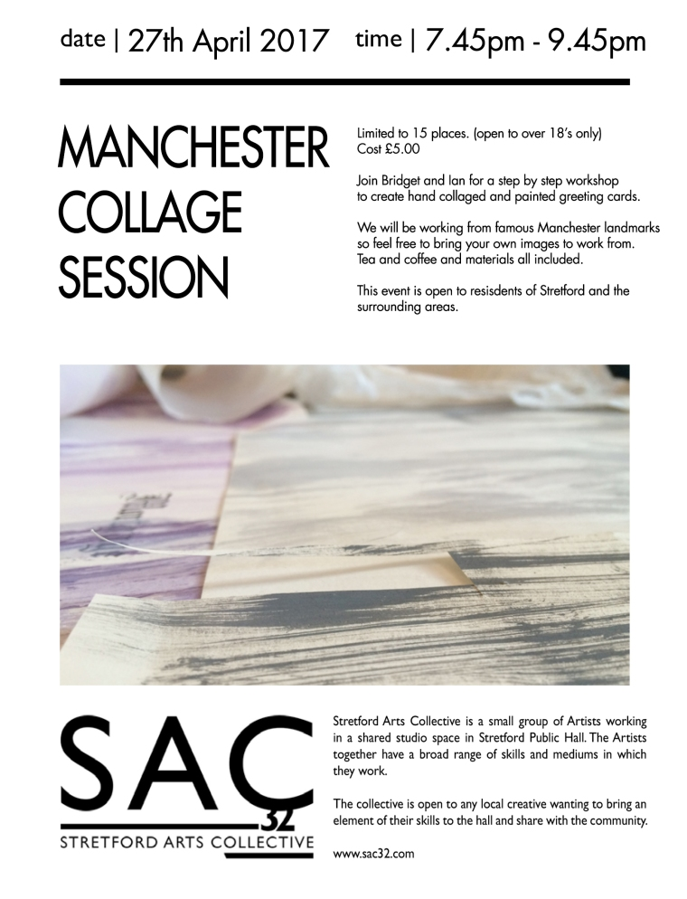 collage manchester 27 april 17